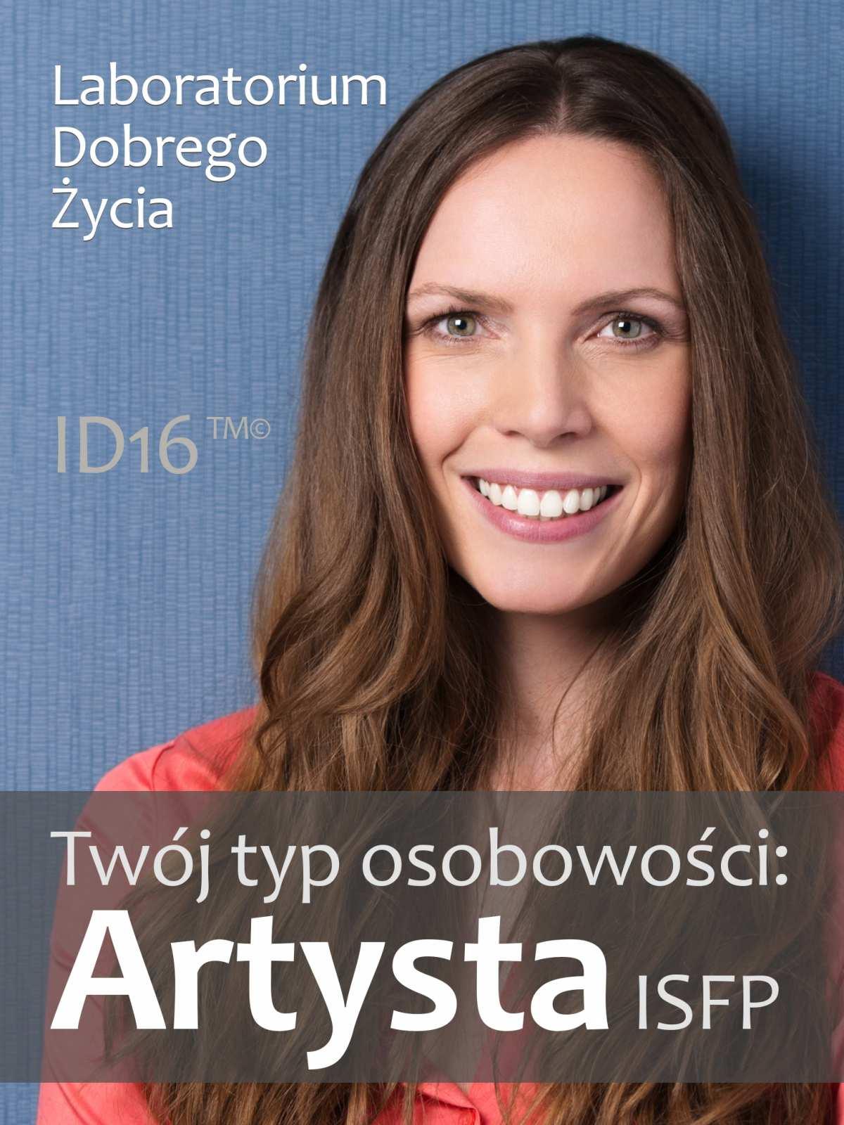 Twój typ osobowości: Artysta (ISFP) - Ebook (Książka na Kindle) do pobrania w formacie MOBI