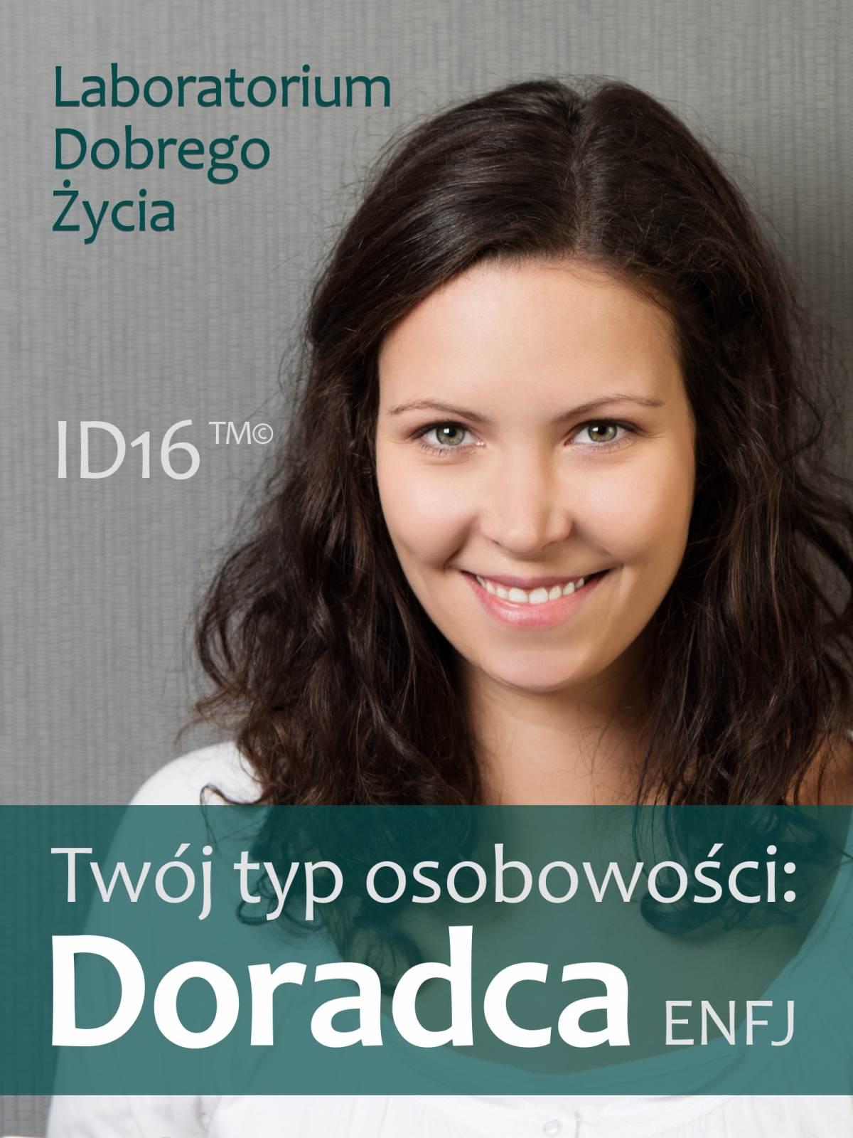 Twój typ osobowości: Doradca (ENFJ) - Ebook (Książka PDF) do pobrania w formacie PDF