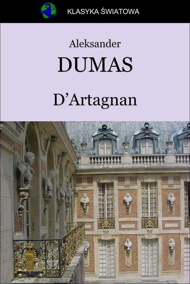 D'Artagnan - Ebook (Książka na Kindle) do pobrania w formacie MOBI