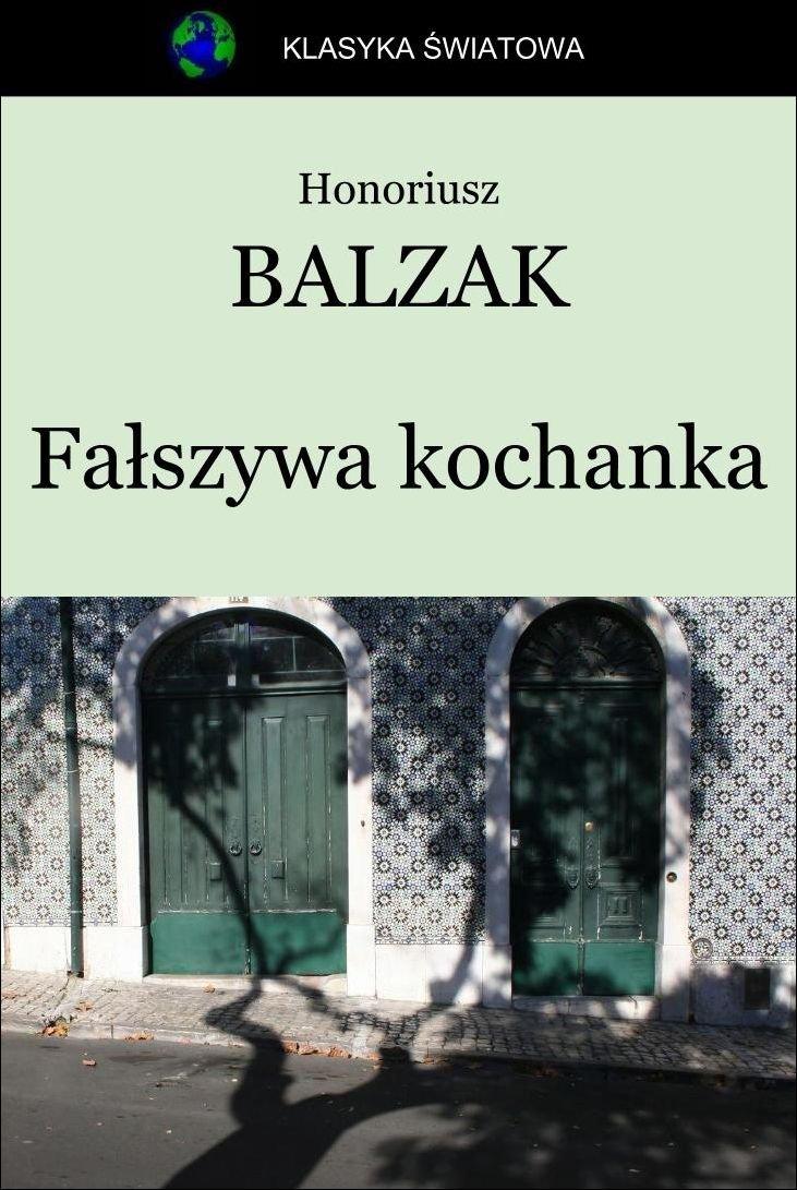 Fałszywa kochanka - Ebook (Książka na Kindle) do pobrania w formacie MOBI