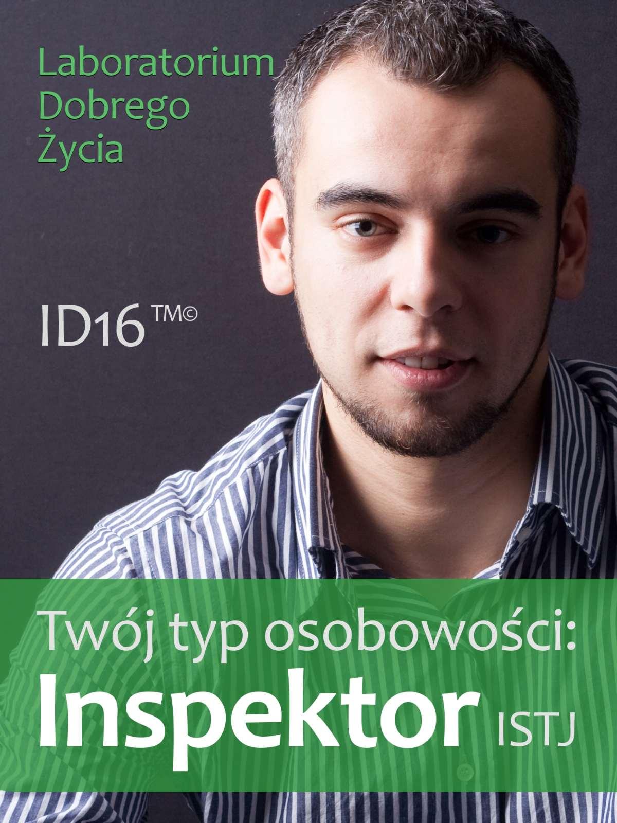 Twój typ osobowości: Inspektor (ISTJ) - Ebook (Książka PDF) do pobrania w formacie PDF