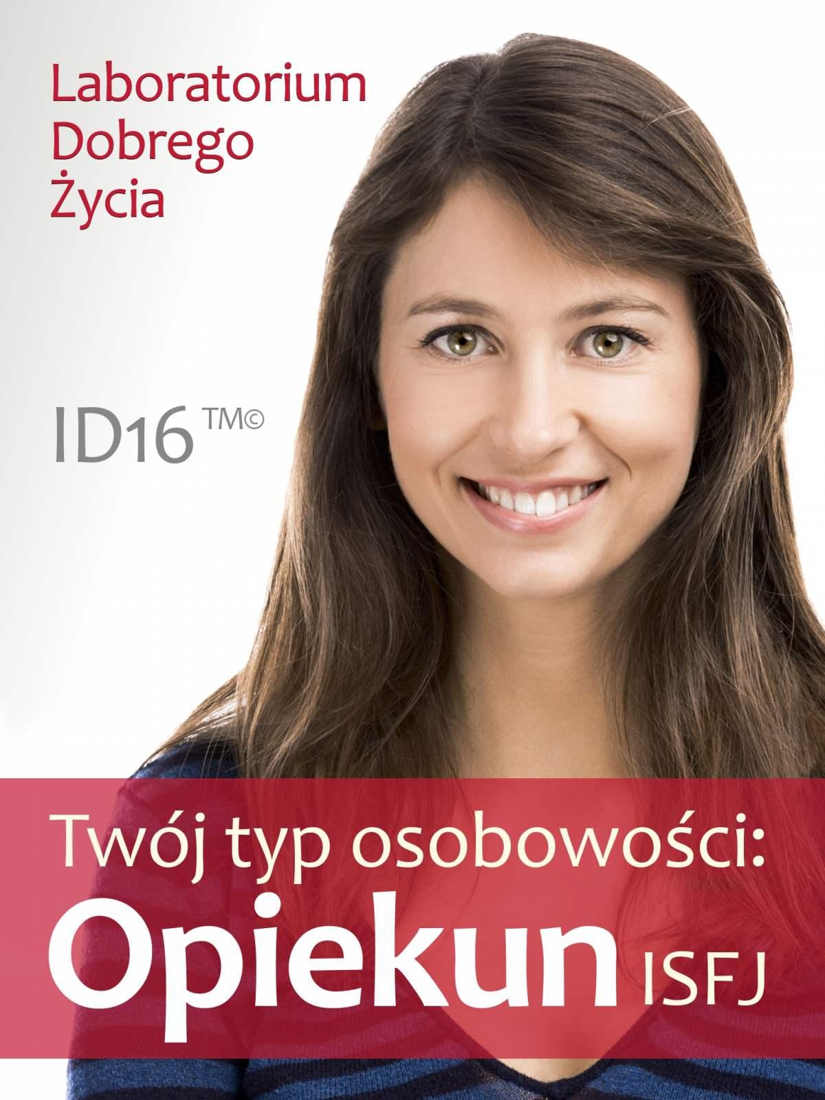 Twój typ osobowości: Opiekun (ISFJ) - Ebook (Książka PDF) do pobrania w formacie PDF