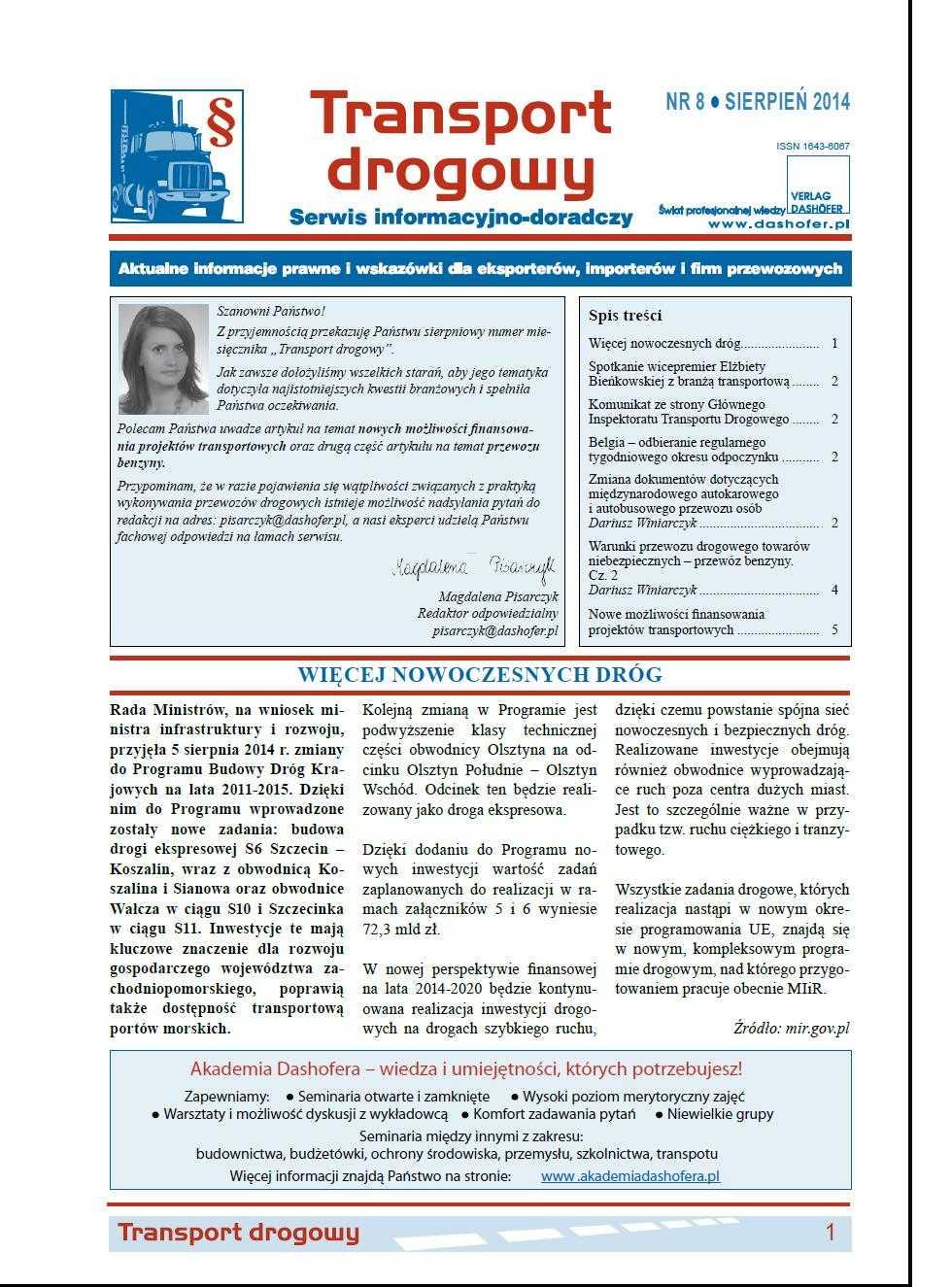 Transport... - Ebook (Książka PDF) do pobrania w formacie PDF