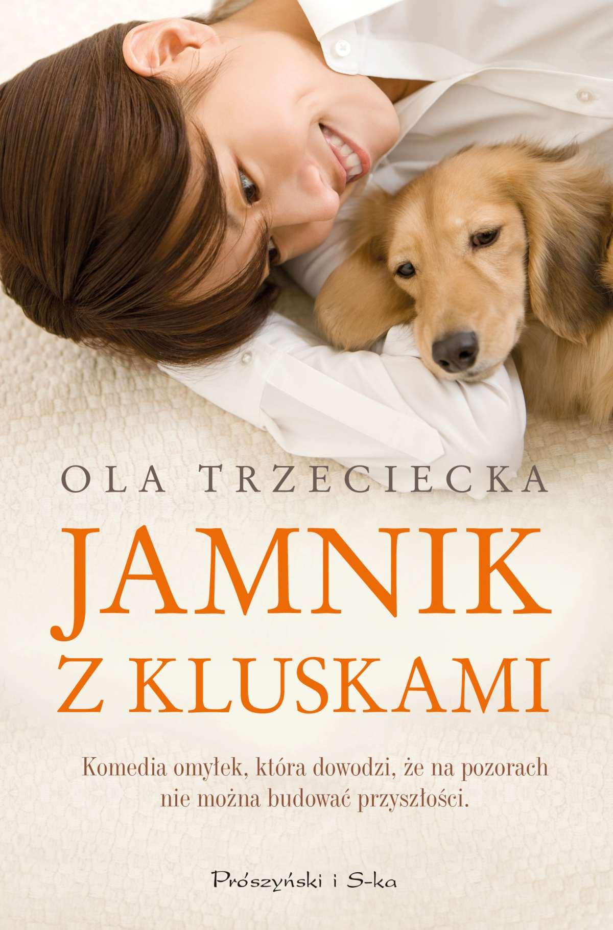Jamnik z Kluskami - Ebook (Książka EPUB) do pobrania w formacie EPUB