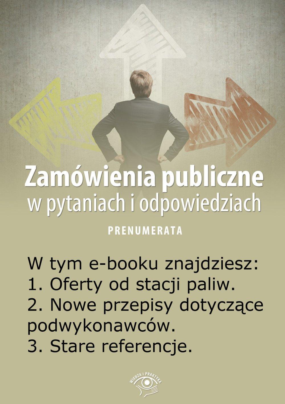 Zamówienia publiczne w pytaniach i odpowiedziach. Wydanie marzec 2014 r. - Ebook (Książka EPUB) do pobrania w formacie EPUB