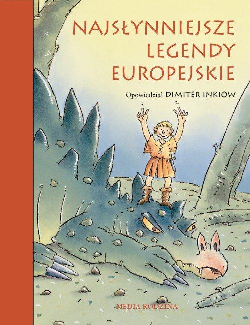 Najsłynniejsze legendy europejskie - Ebook (Książka na Kindle) do pobrania w formacie MOBI