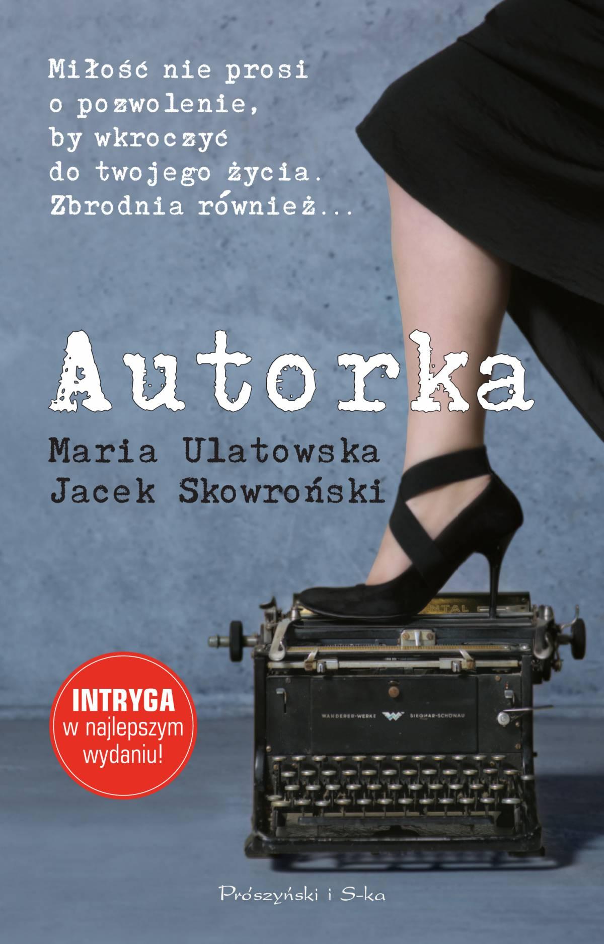 Autorka - Ebook (Książka na Kindle) do pobrania w formacie MOBI