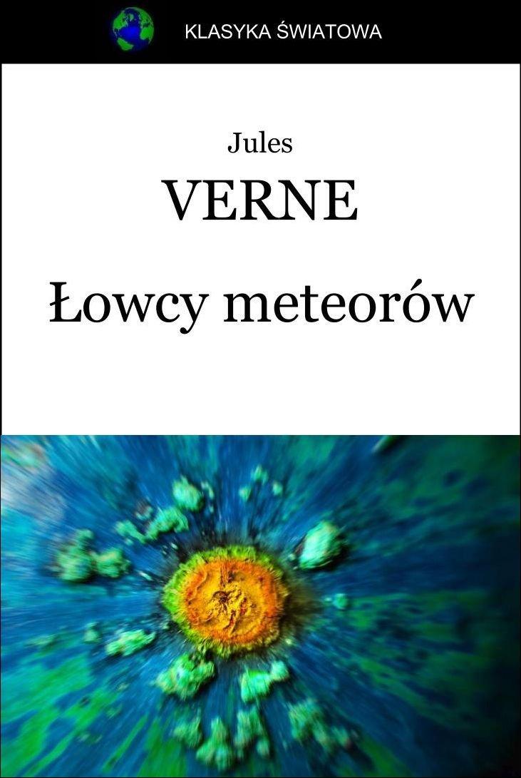 Łowcy meteorów - Ebook (Książka na Kindle) do pobrania w formacie MOBI