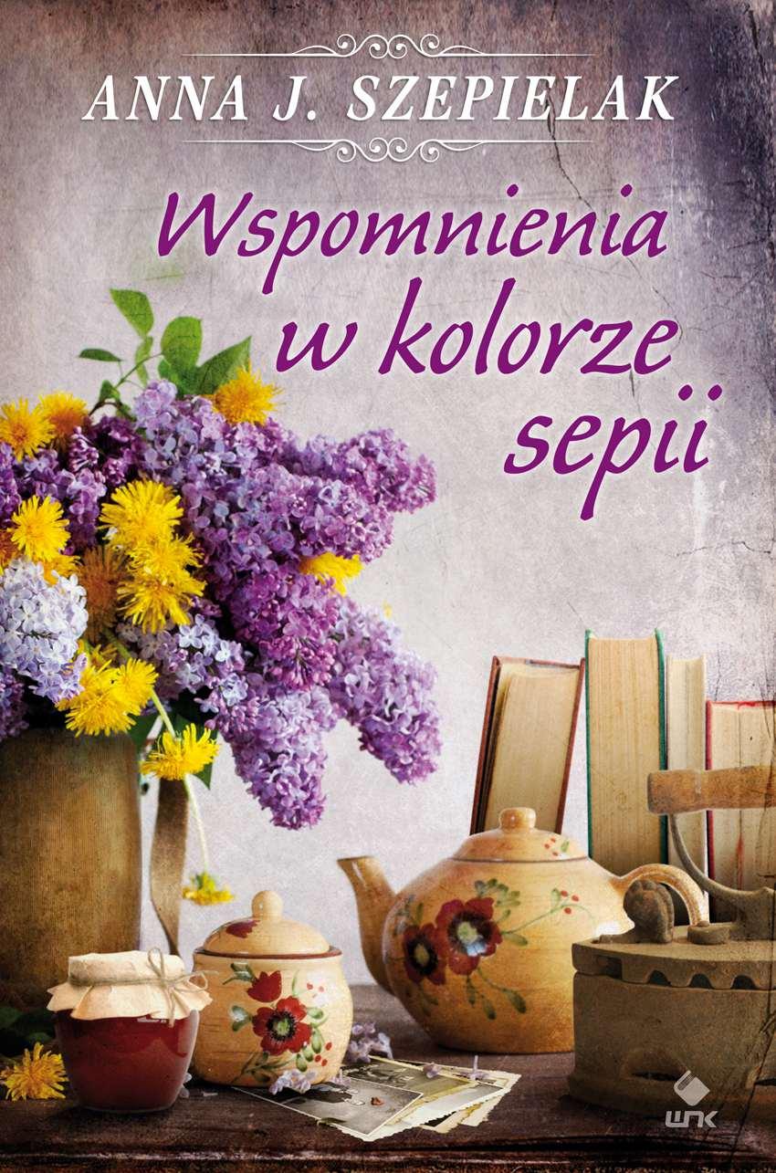 Wspomnienia w kolorze sepii - Ebook (Książka EPUB) do pobrania w formacie EPUB