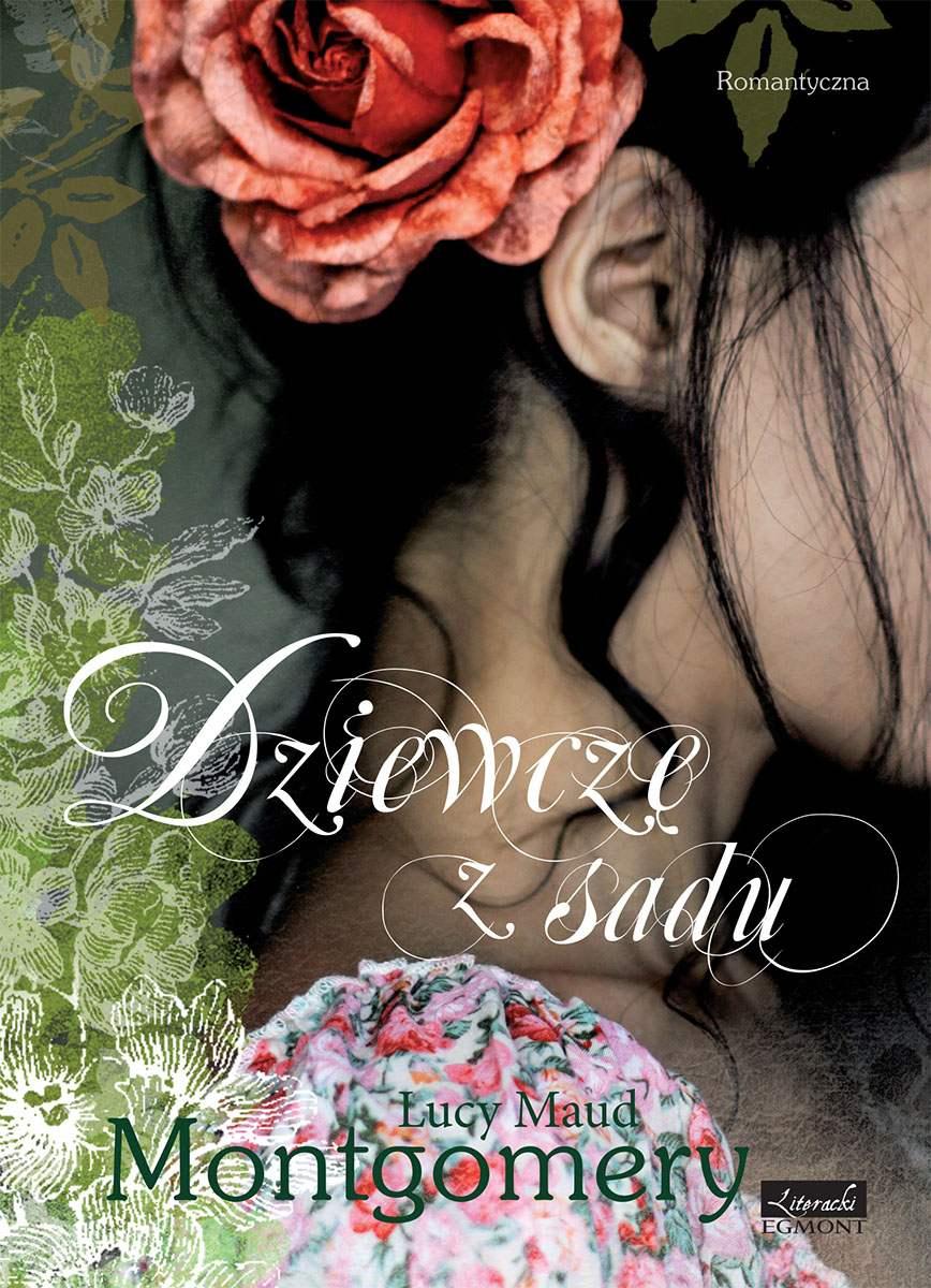 Dziewczę z sadu. Seria romantyczna - Ebook (Książka na Kindle) do pobrania w formacie MOBI
