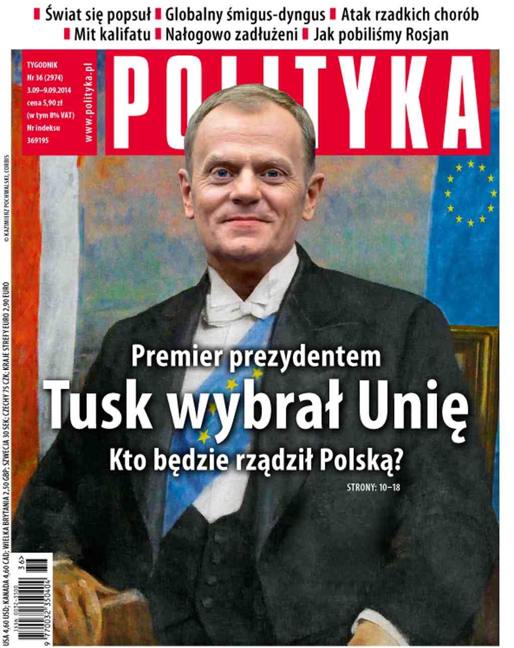 Polityka nr... - Ebook (Książka PDF) do pobrania w formacie PDF
