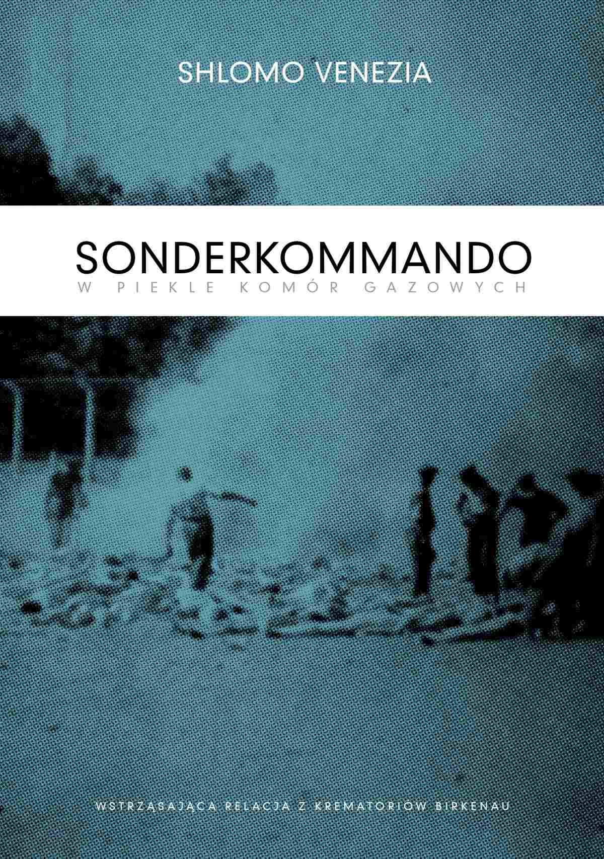 Sonderkommando - Ebook (Książka EPUB) do pobrania w formacie EPUB