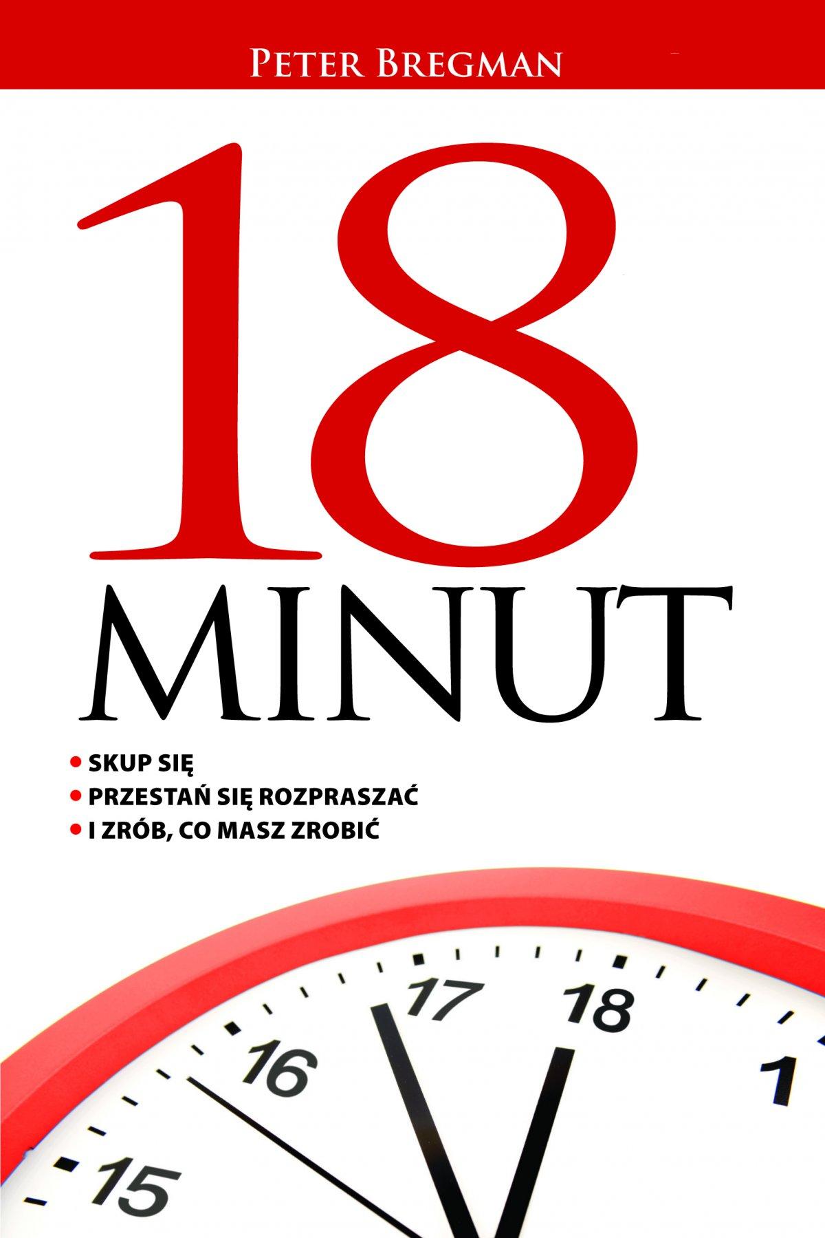 18 minut - Ebook (Książka EPUB) do pobrania w formacie EPUB