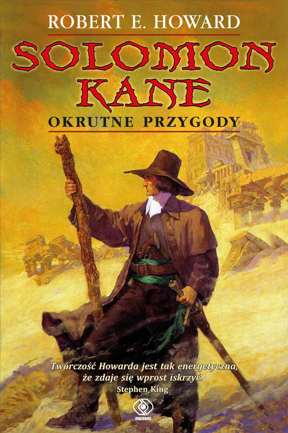 Solomon Kane - Ebook (Książka EPUB) do pobrania w formacie EPUB