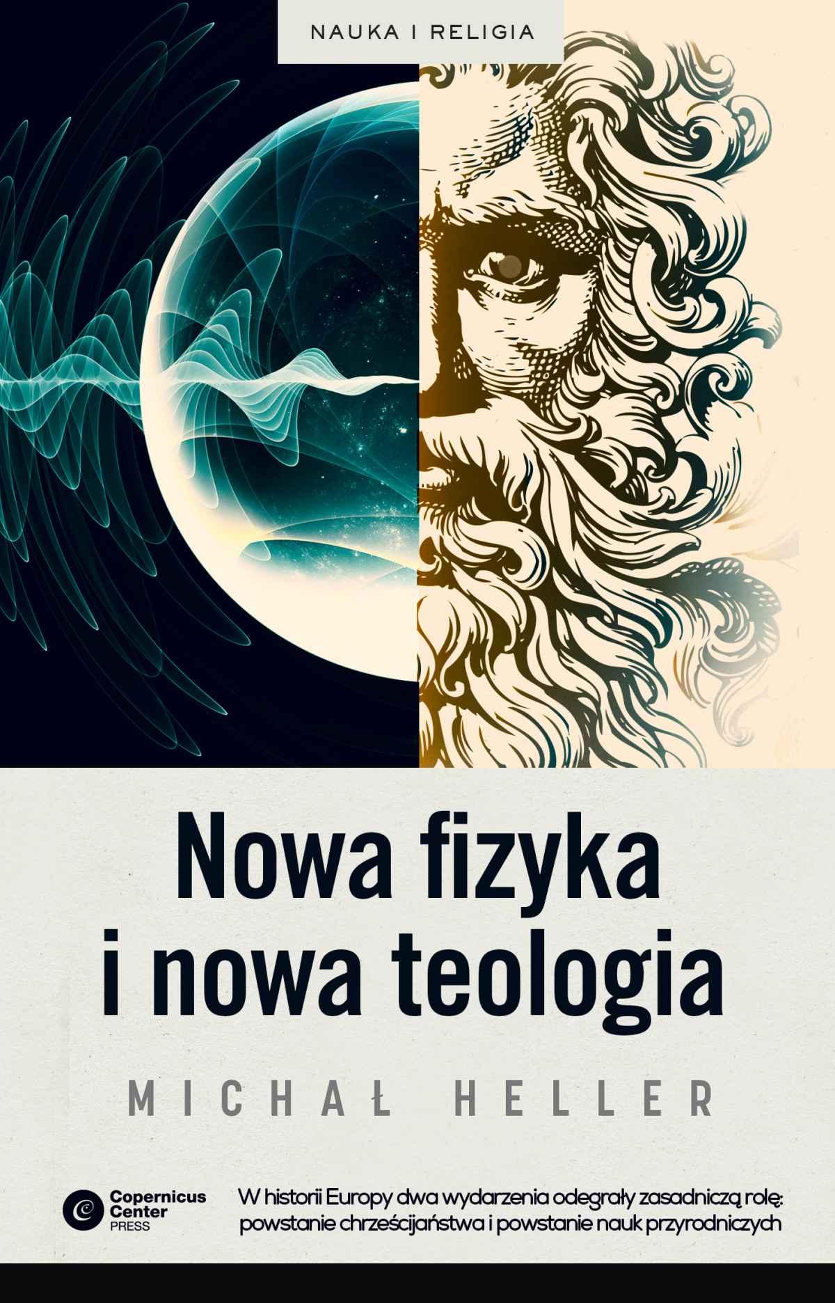 Nowa fizyka i nowa teologia - Ebook (Książka na Kindle) do pobrania w formacie MOBI