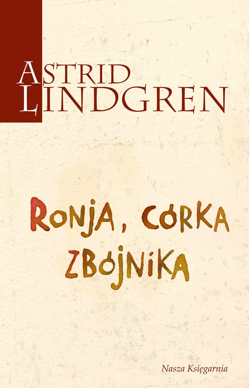 Ronja, córka zbójnika - Ebook (Książka na Kindle) do pobrania w formacie MOBI
