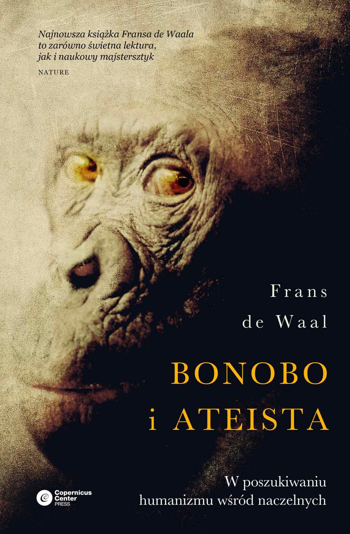 Bonobo i ateista - Ebook (Książka na Kindle) do pobrania w formacie MOBI
