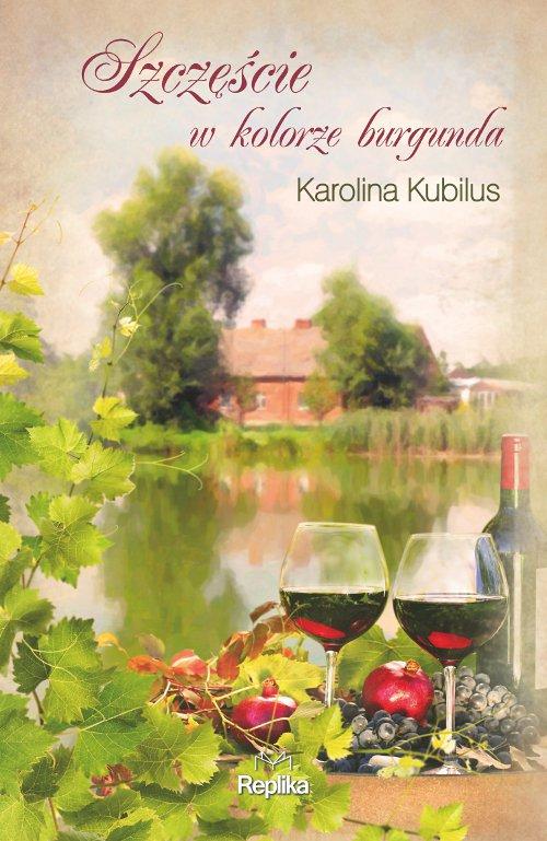Szczęście w kolorze burgunda - Ebook (Książka EPUB) do pobrania w formacie EPUB