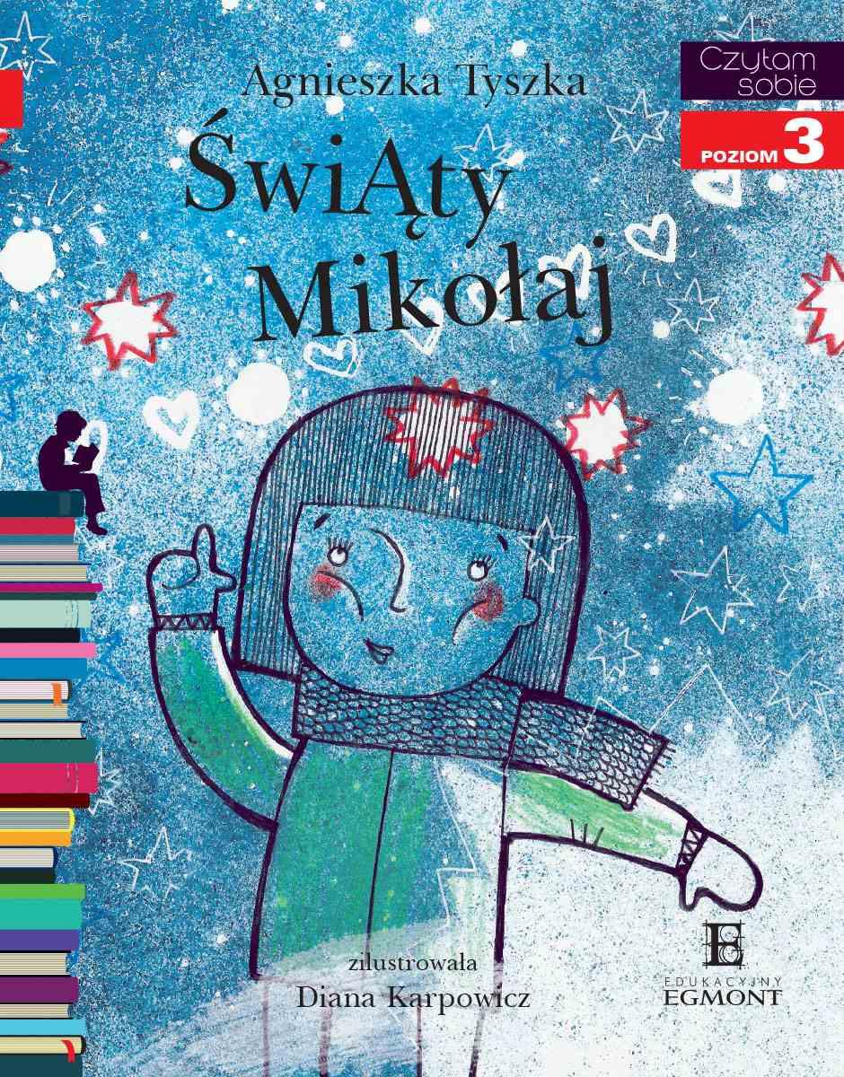 Świąty Mikołaj. Czytam sobie - poziom 1 - Ebook (Książka PDF) do pobrania w formacie PDF