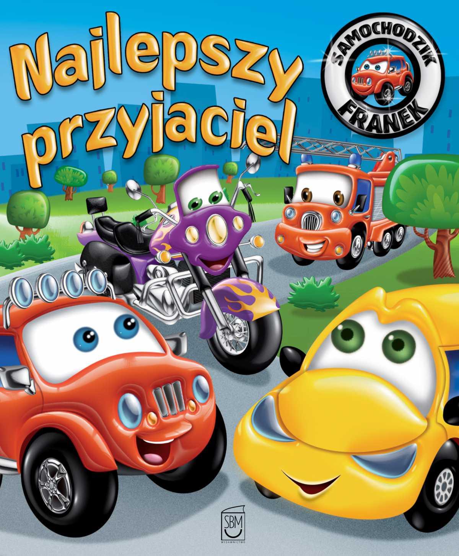 Samochodzik Franek. Najlepszy przyjaciel - Ebook (Książka PDF) do pobrania w formacie PDF