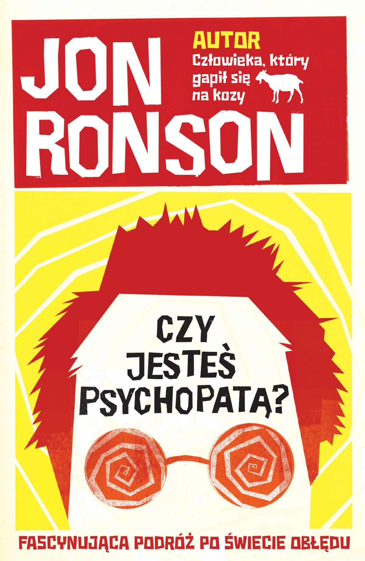 Czy jesteś psychopatą? - Ebook (Książka EPUB) do pobrania w formacie EPUB