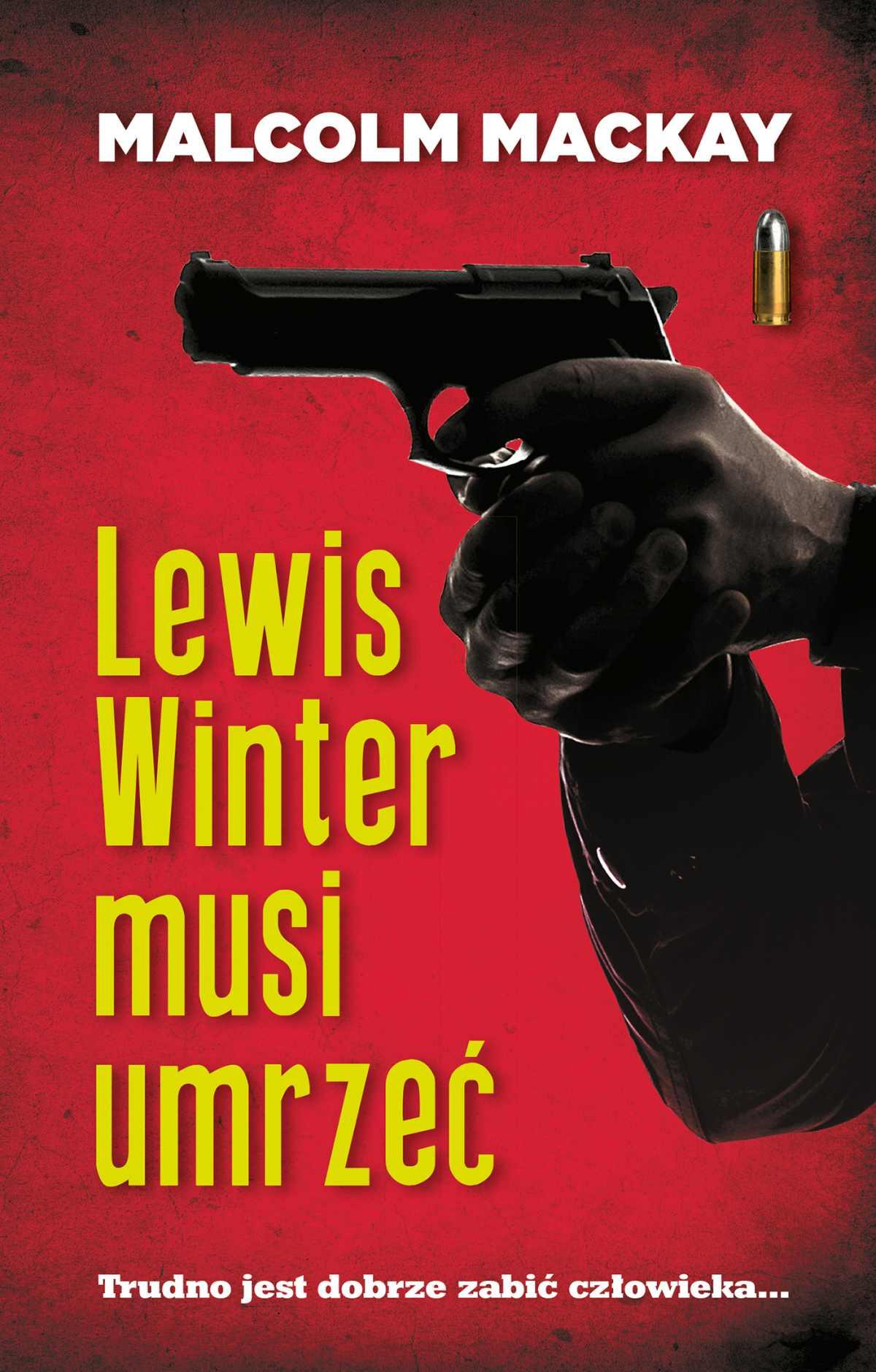 Lewis Winter musi umrzeć - Ebook (Książka EPUB) do pobrania w formacie EPUB