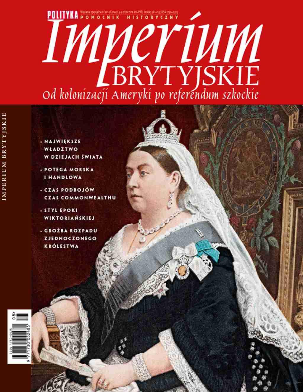 Pomocnik Historyczny: Imperium Brytyjskie - Ebook (Książka PDF) do pobrania w formacie PDF
