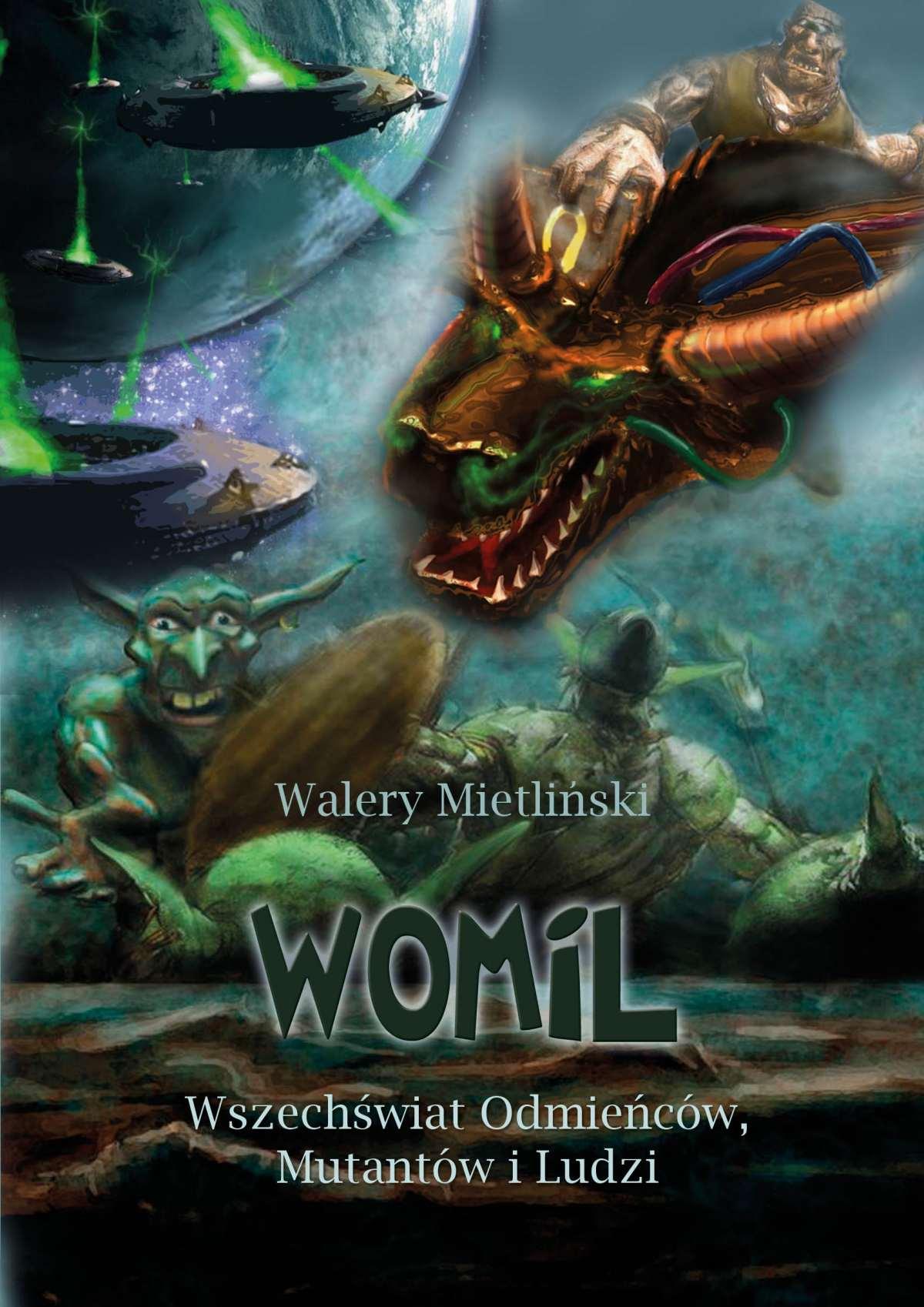WOMiL - Ebook (Książka EPUB) do pobrania w formacie EPUB