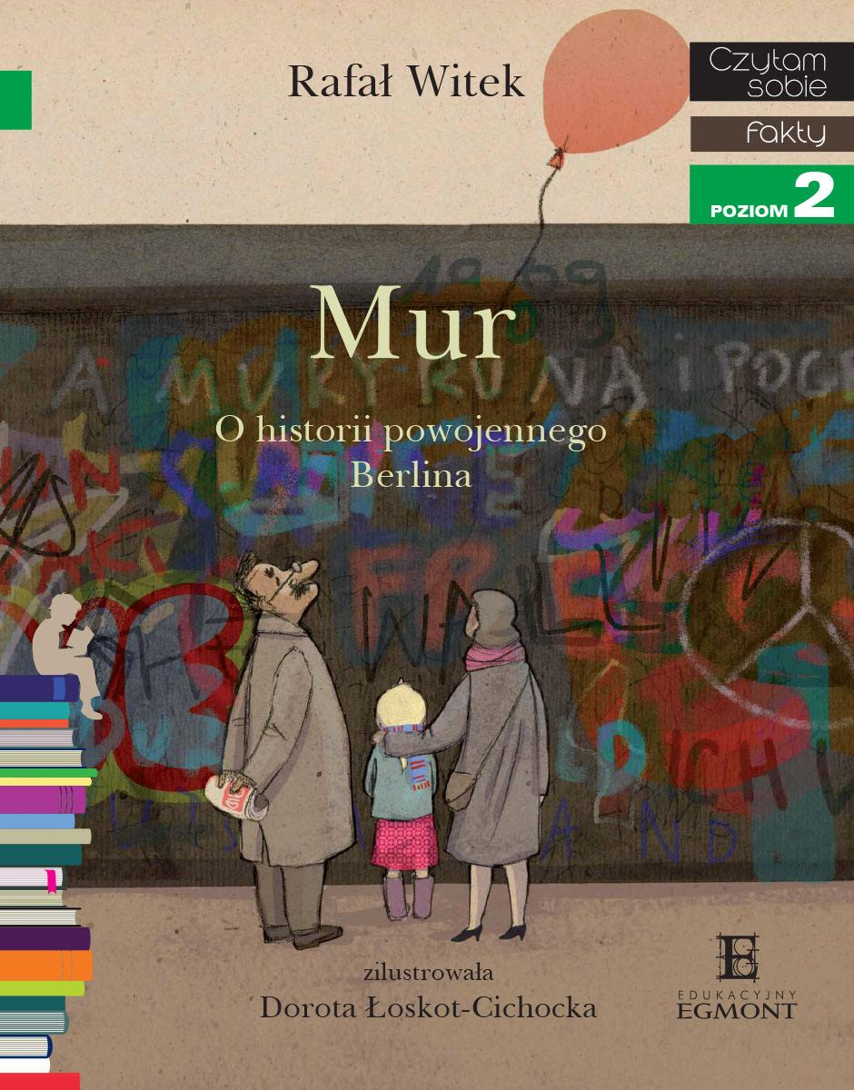 Mur. Czytam sobie -... - Ebook (Książka PDF) do pobrania w formacie PDF