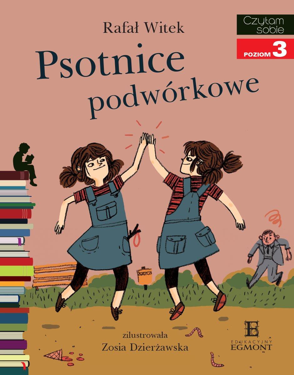 Psotnice podwórkowe.... - Ebook (Książka PDF) do pobrania w formacie PDF