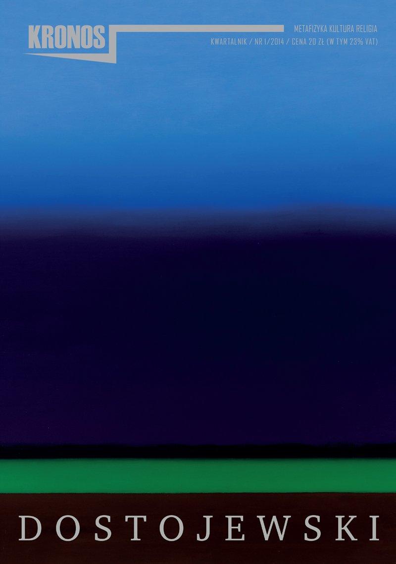 Kronos 1/2014. Dostojewski - Ebook (Książka EPUB) do pobrania w formacie EPUB