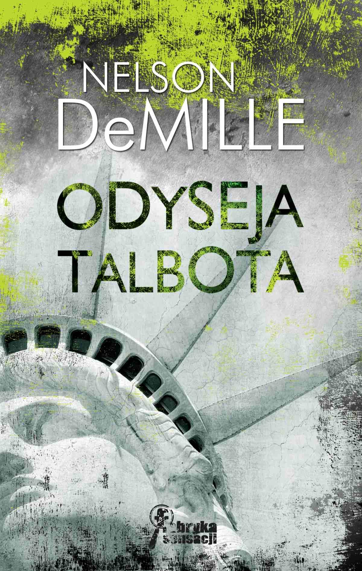Odyseja Talbota - Ebook (Książka na Kindle) do pobrania w formacie MOBI