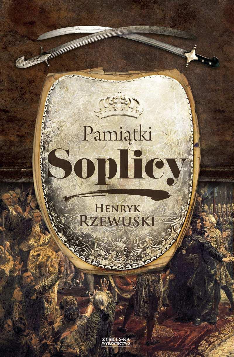 Pamiątki Soplicy - Ebook (Książka EPUB) do pobrania w formacie EPUB