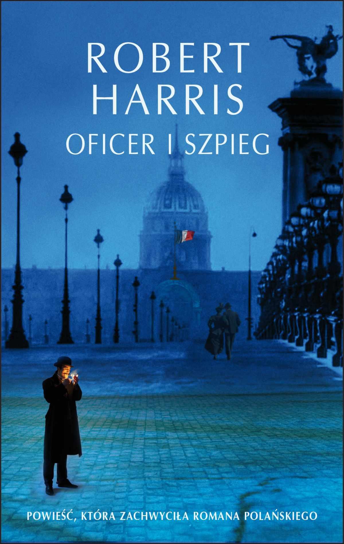 Oficer i szpieg - Ebook (Książka na Kindle) do pobrania w formacie MOBI