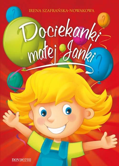 Dociekanki małej Janki - Ebook (Książka na Kindle) do pobrania w formacie MOBI