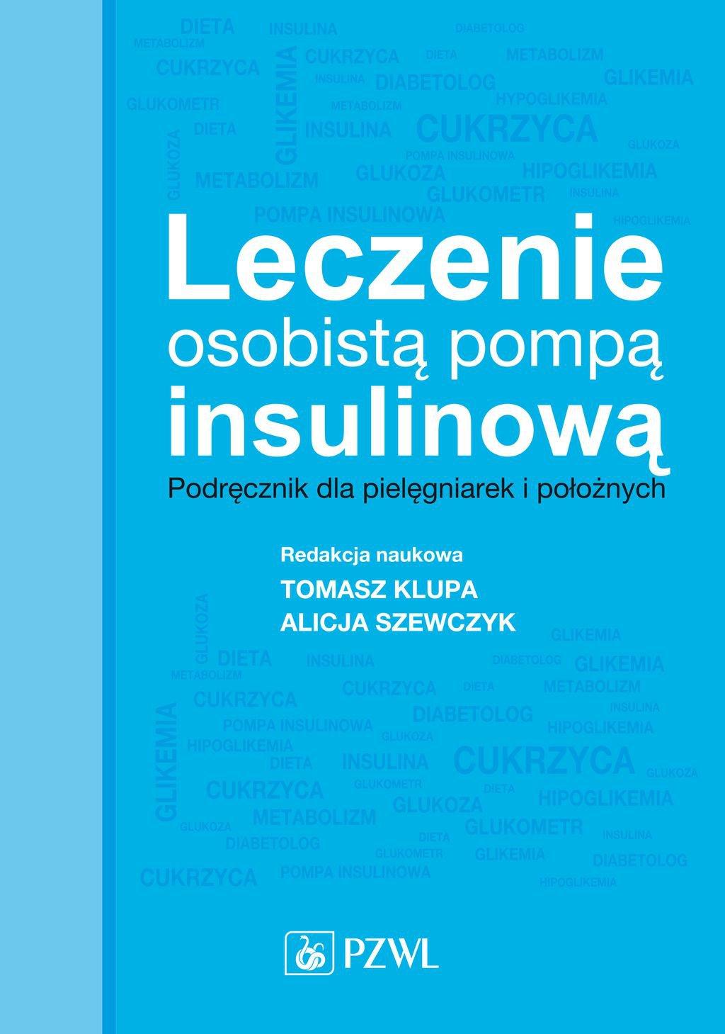 Leczenie osobistą pompą insulinową - Ebook (Książka EPUB) do pobrania w formacie EPUB