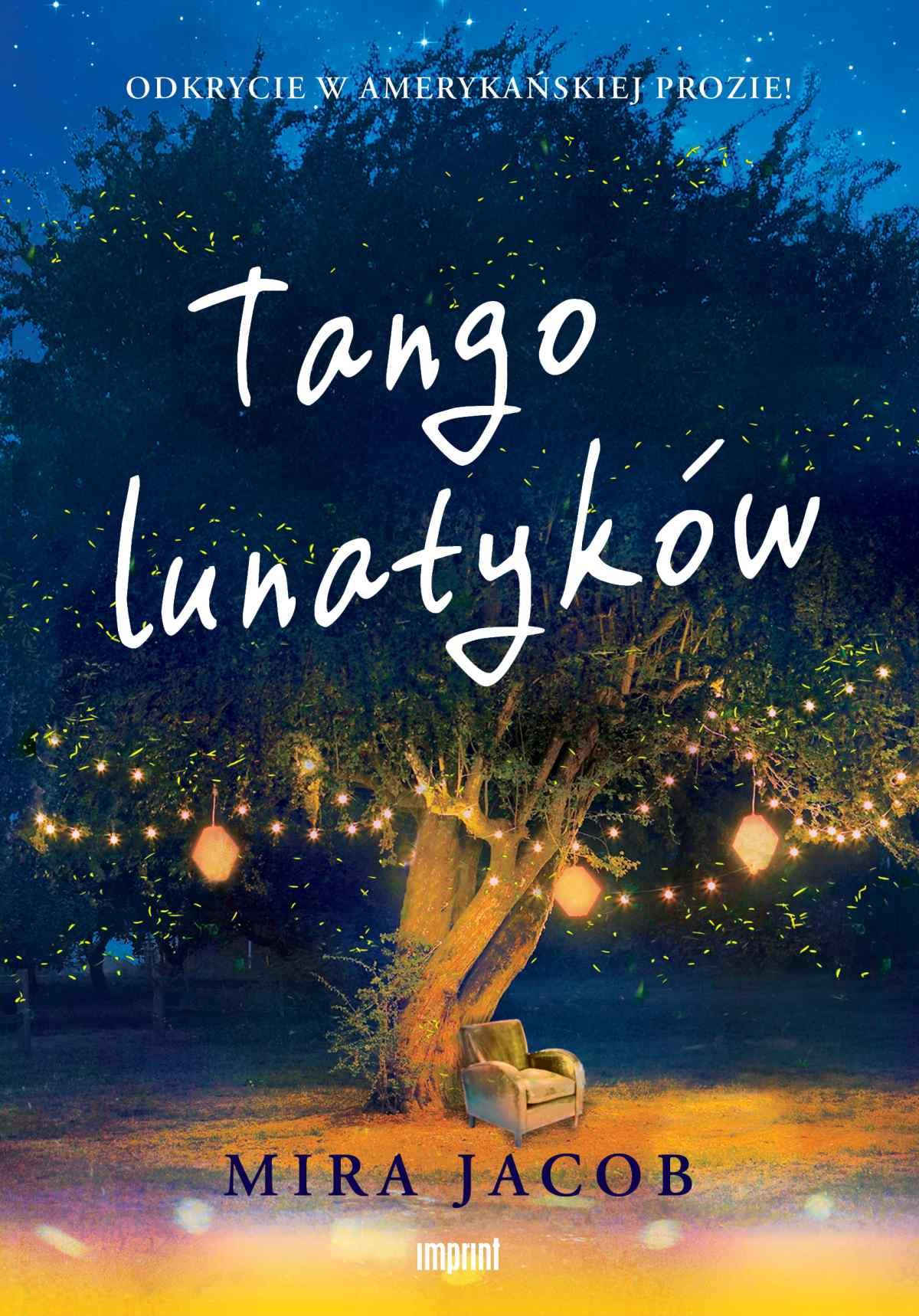 Tango lunatyków - Ebook (Książka na Kindle) do pobrania w formacie MOBI