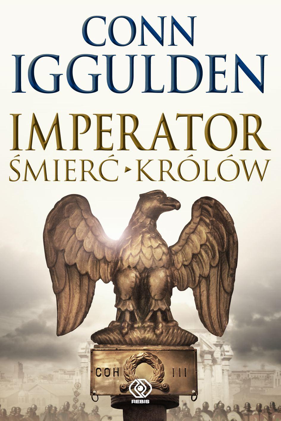 Imperator. Śmierć królów - Ebook (Książka na Kindle) do pobrania w formacie MOBI