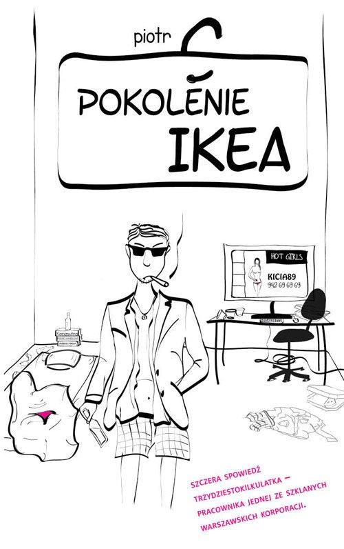 Pokolenie Ikea - Ebook (Książka EPUB) do pobrania w formacie EPUB