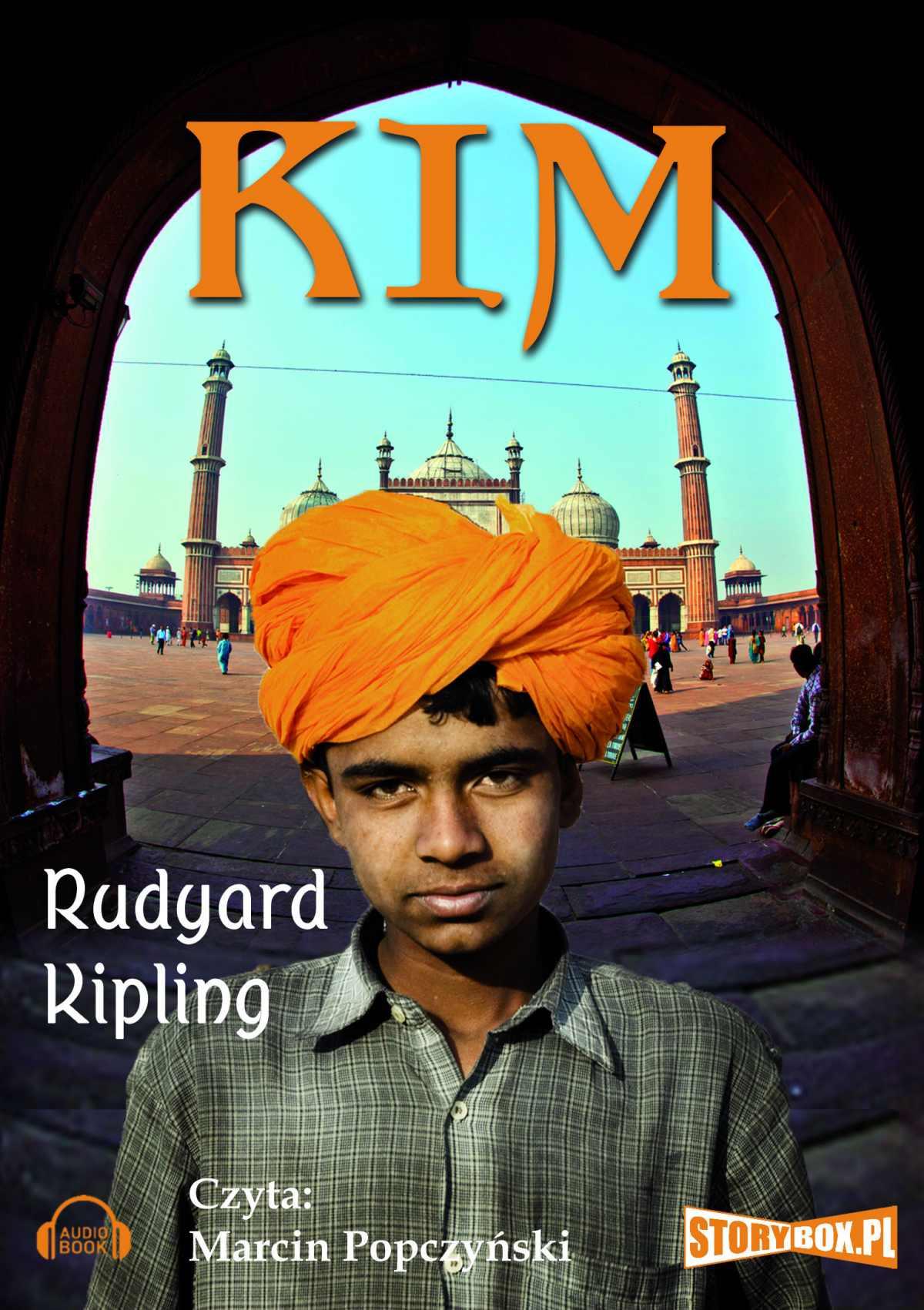 KIM - Audiobook (Książka audio MP3) do pobrania w całości w archiwum ZIP