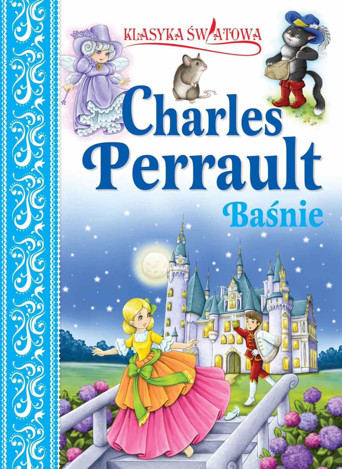 Klasyka światowa. Charles Perrault, Baśnie - Ebook (Książka PDF) do pobrania w formacie PDF