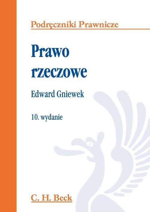 Prawo rzeczowe. Wydanie 10 - Ebook (Książka PDF) do pobrania w formacie PDF