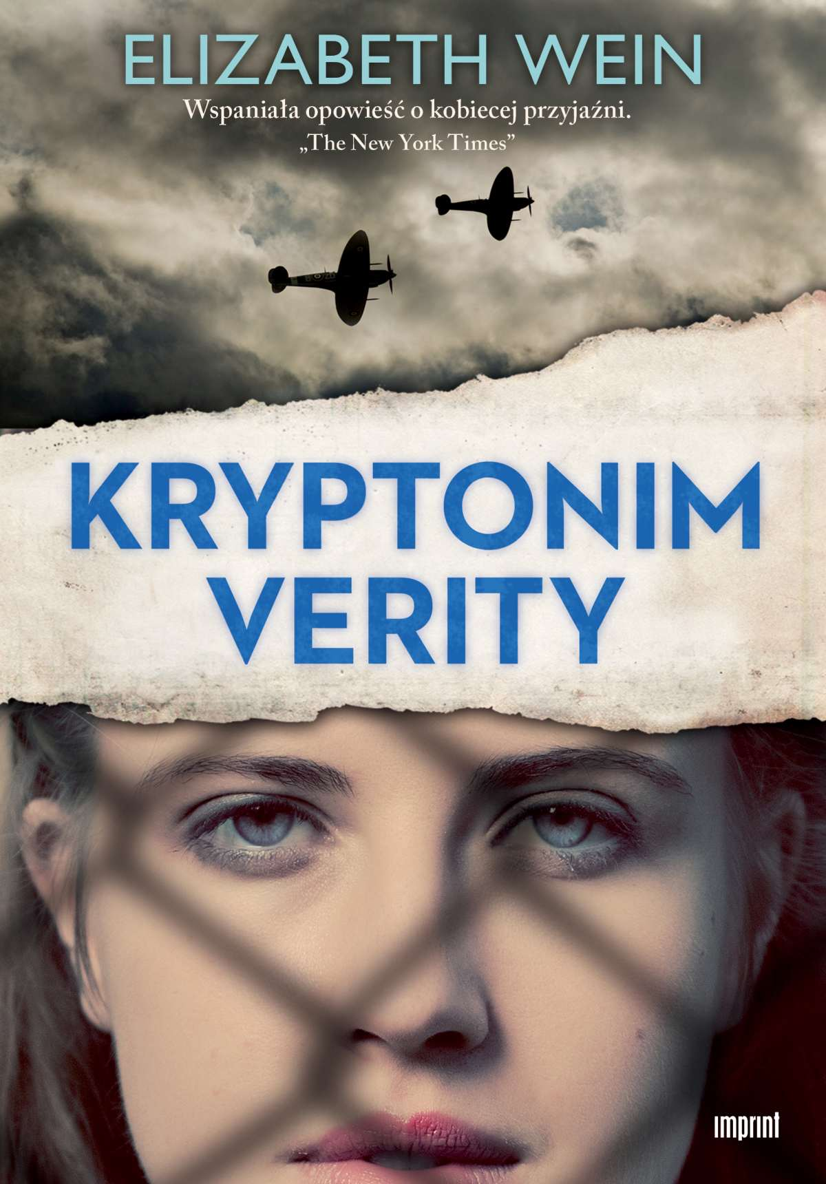 Kryptonim Verity - Ebook (Książka na Kindle) do pobrania w formacie MOBI