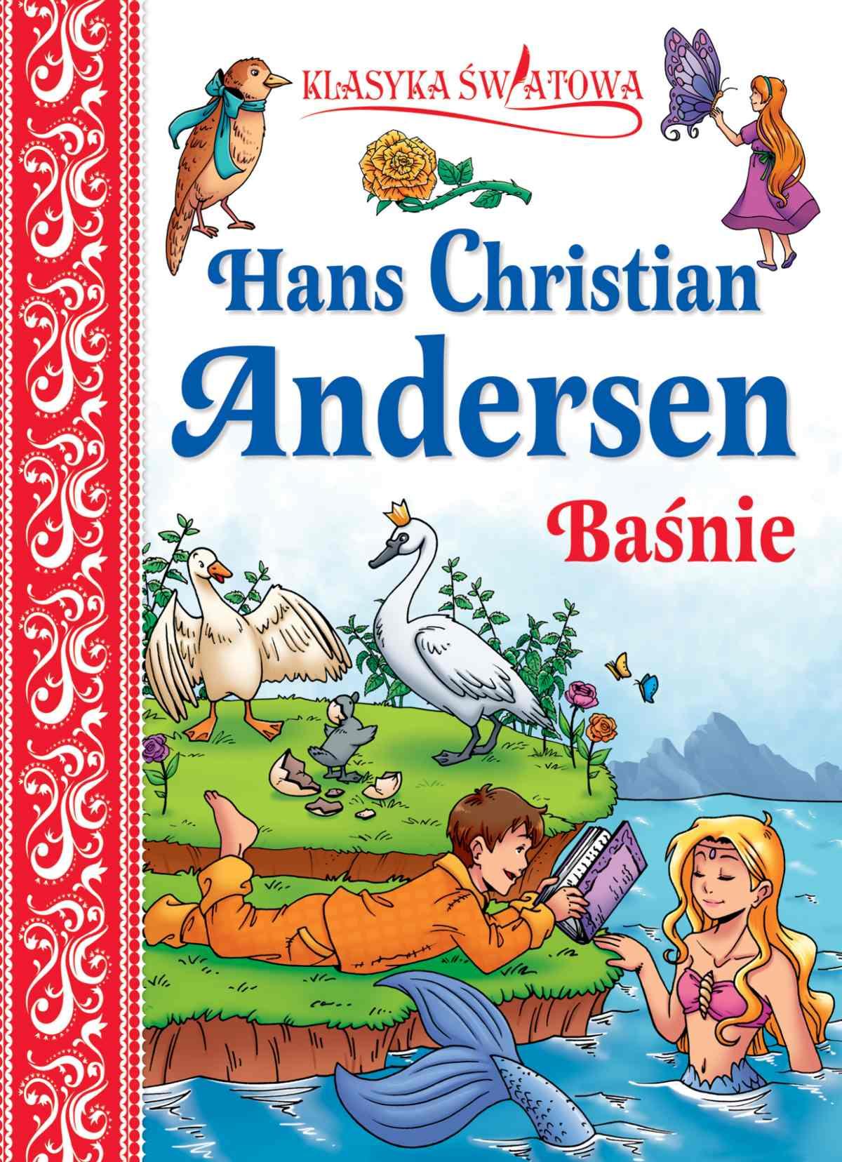 Klasyka światowa. H.Ch. Andersen Baśnie - Ebook (Książka PDF) do pobrania w formacie PDF