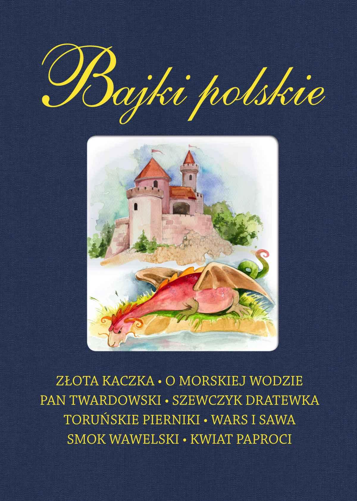 Bajki polskie - Ebook (Książka PDF) do pobrania w formacie PDF