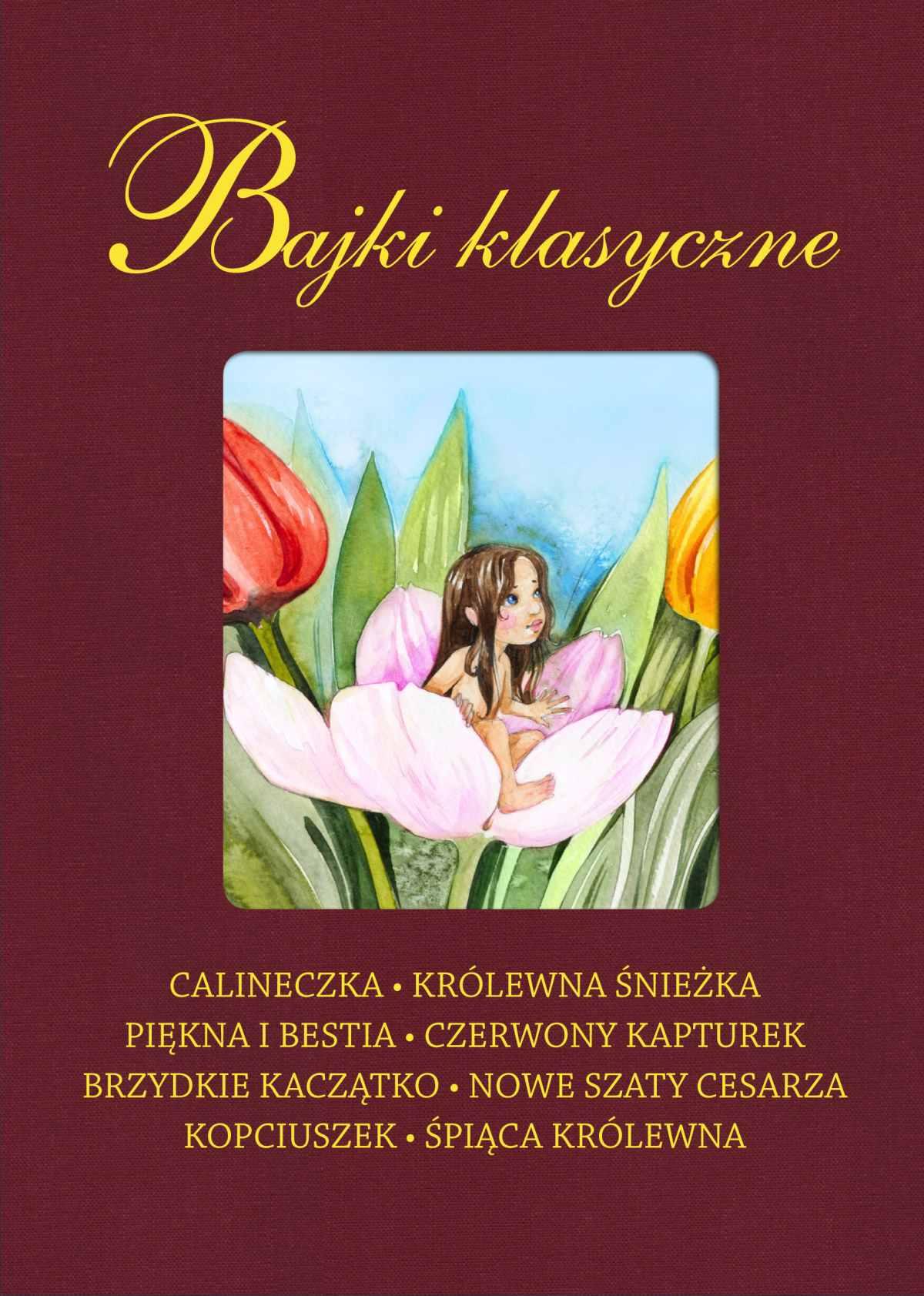 Bajki klasyczne - Ebook (Książka PDF) do pobrania w formacie PDF