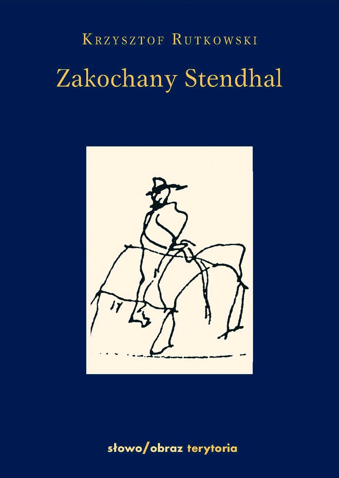 Zakochany Stendhal. Dziennik wyprawy po imię - Ebook (Książka na Kindle) do pobrania w formacie MOBI