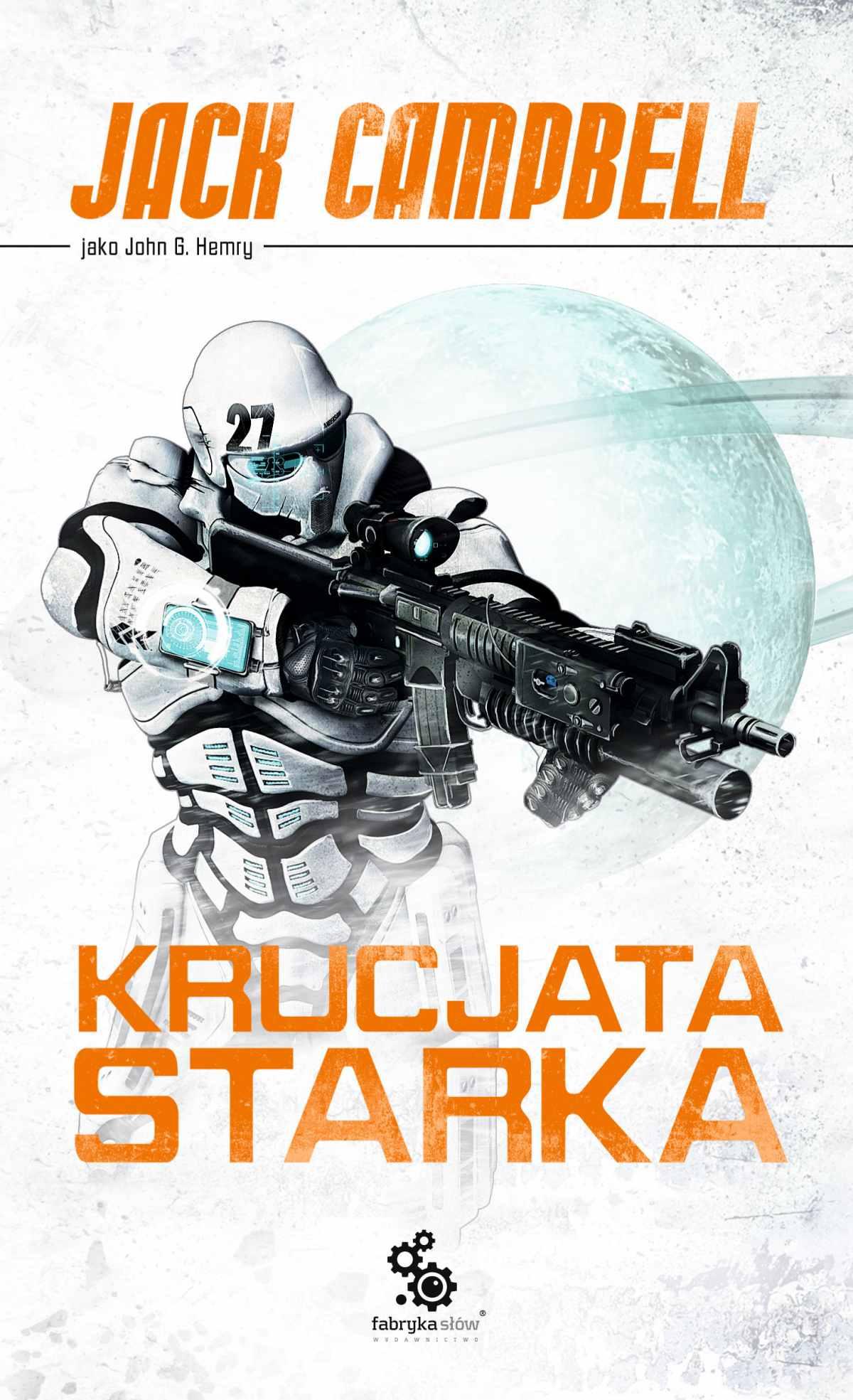 Krucjata Starka - Ebook (Książka EPUB) do pobrania w formacie EPUB