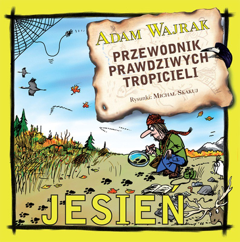 Jesień - Ebook (Książka EPUB) do pobrania w formacie EPUB