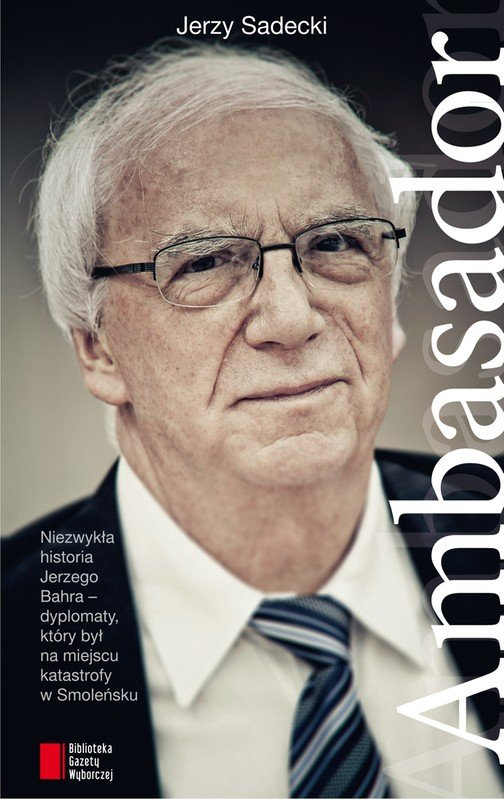 Ambasador - Ebook (Książka EPUB) do pobrania w formacie EPUB